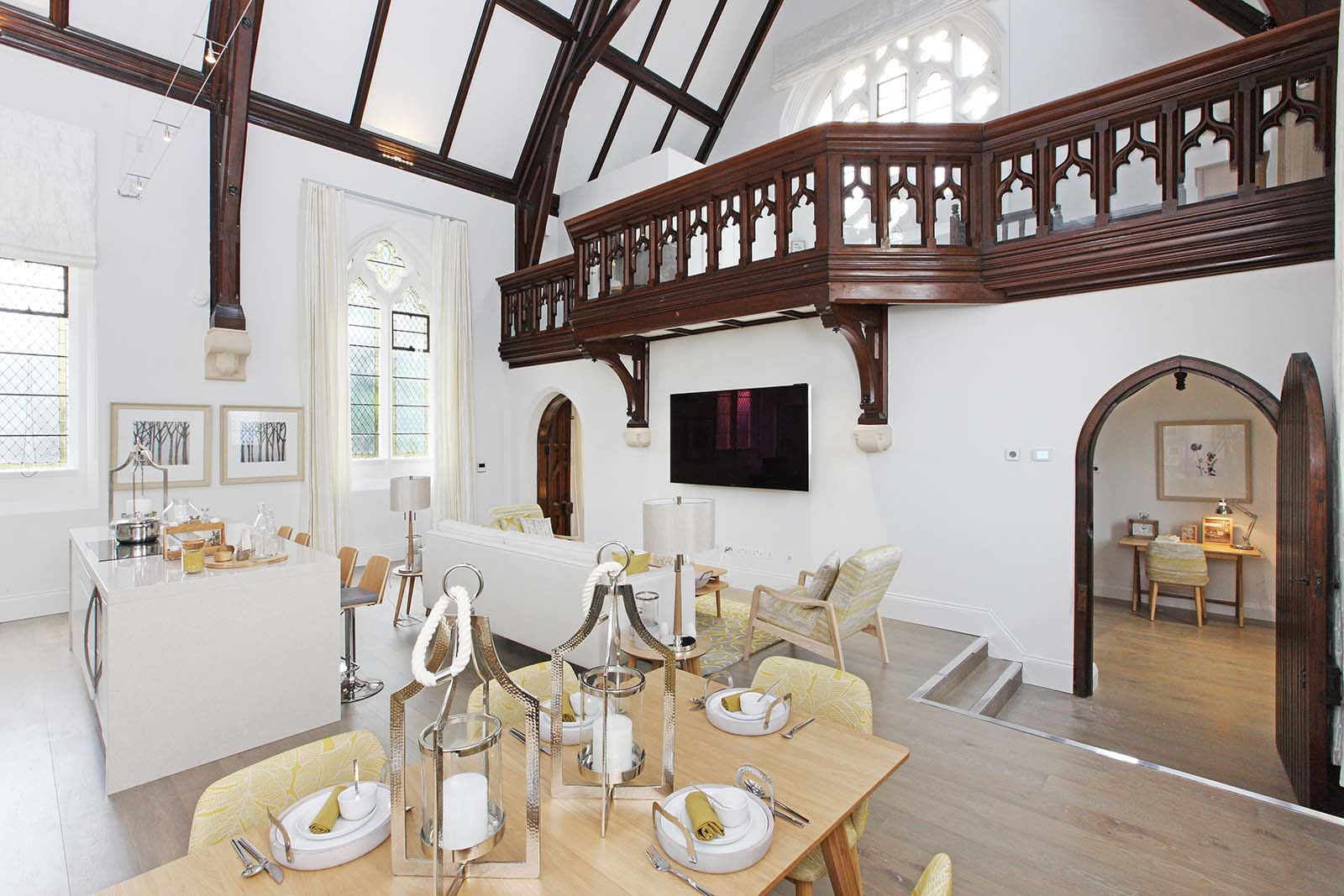 Isleworth The Chapel Conversion
