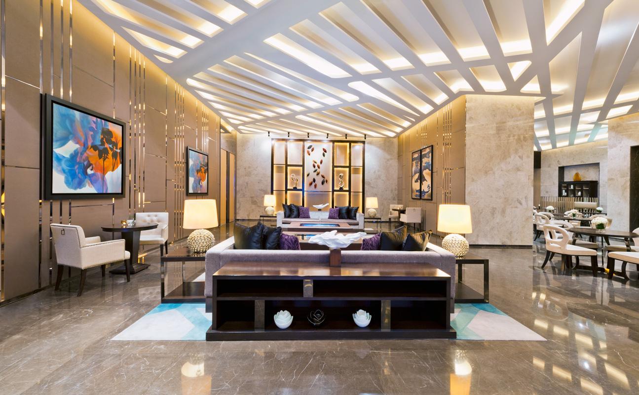 Sales Office Interior Design - Marren Interiors