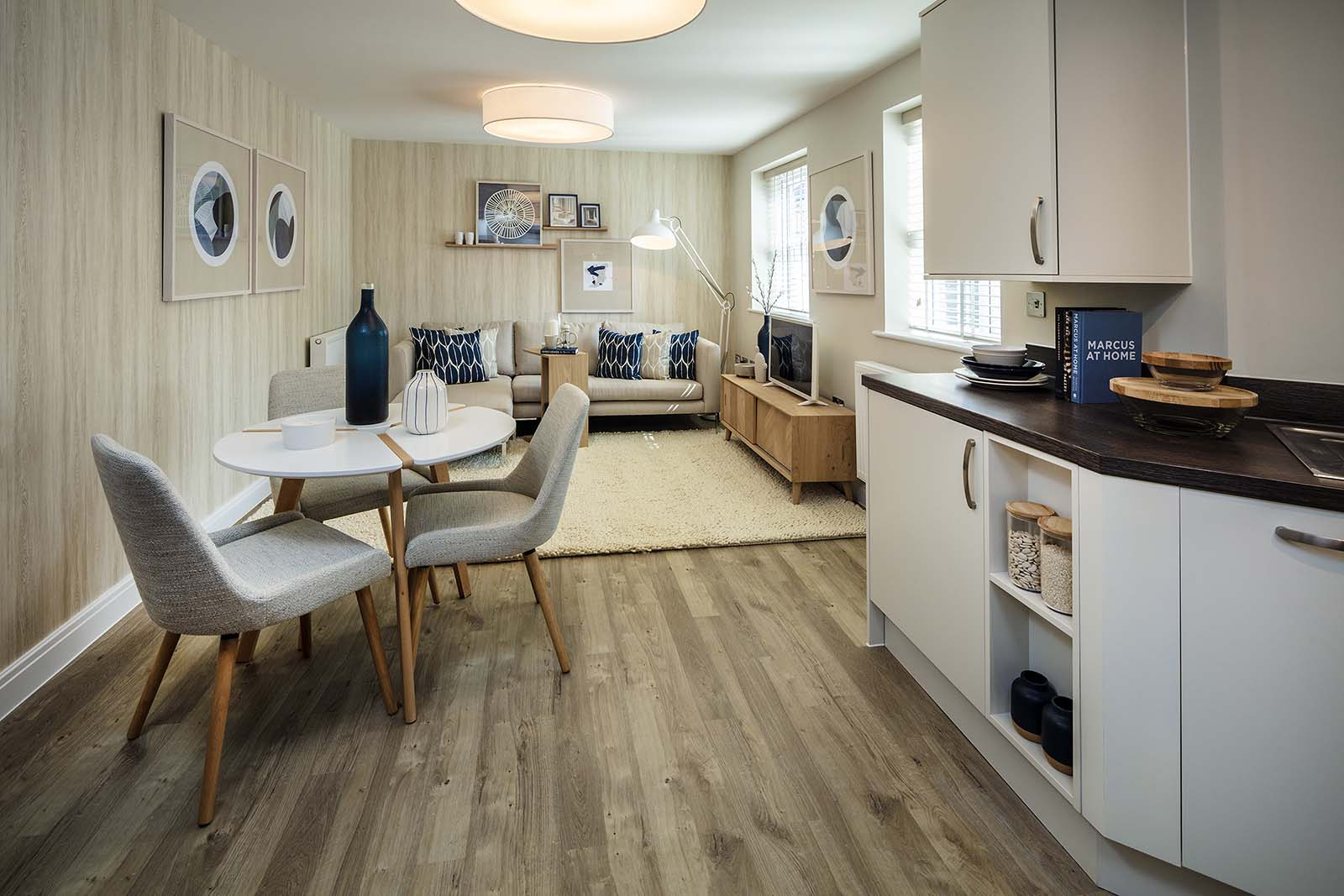 THE SPIRES COVENTRY SHOW HOME