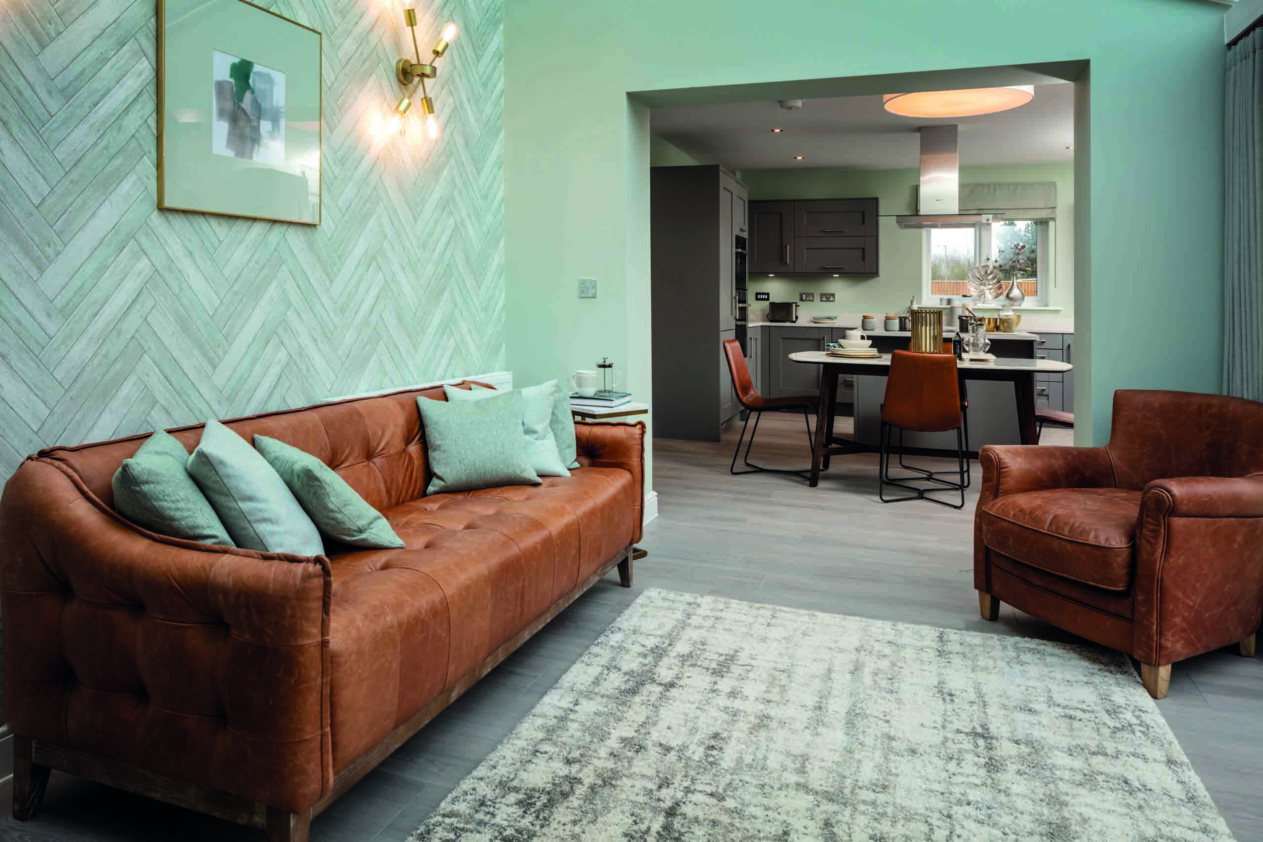 The Winster St Lawrence Fields Showhome